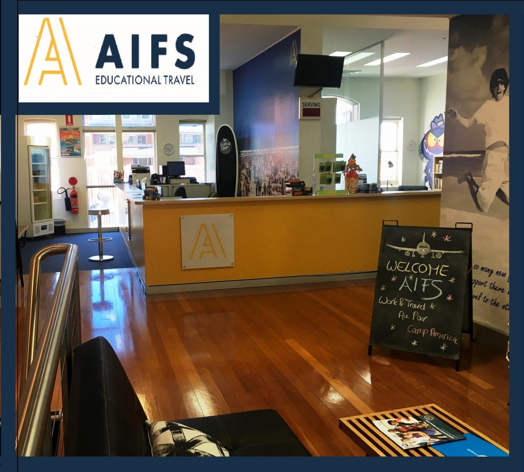 AIFS (Australia) Pty Ltd